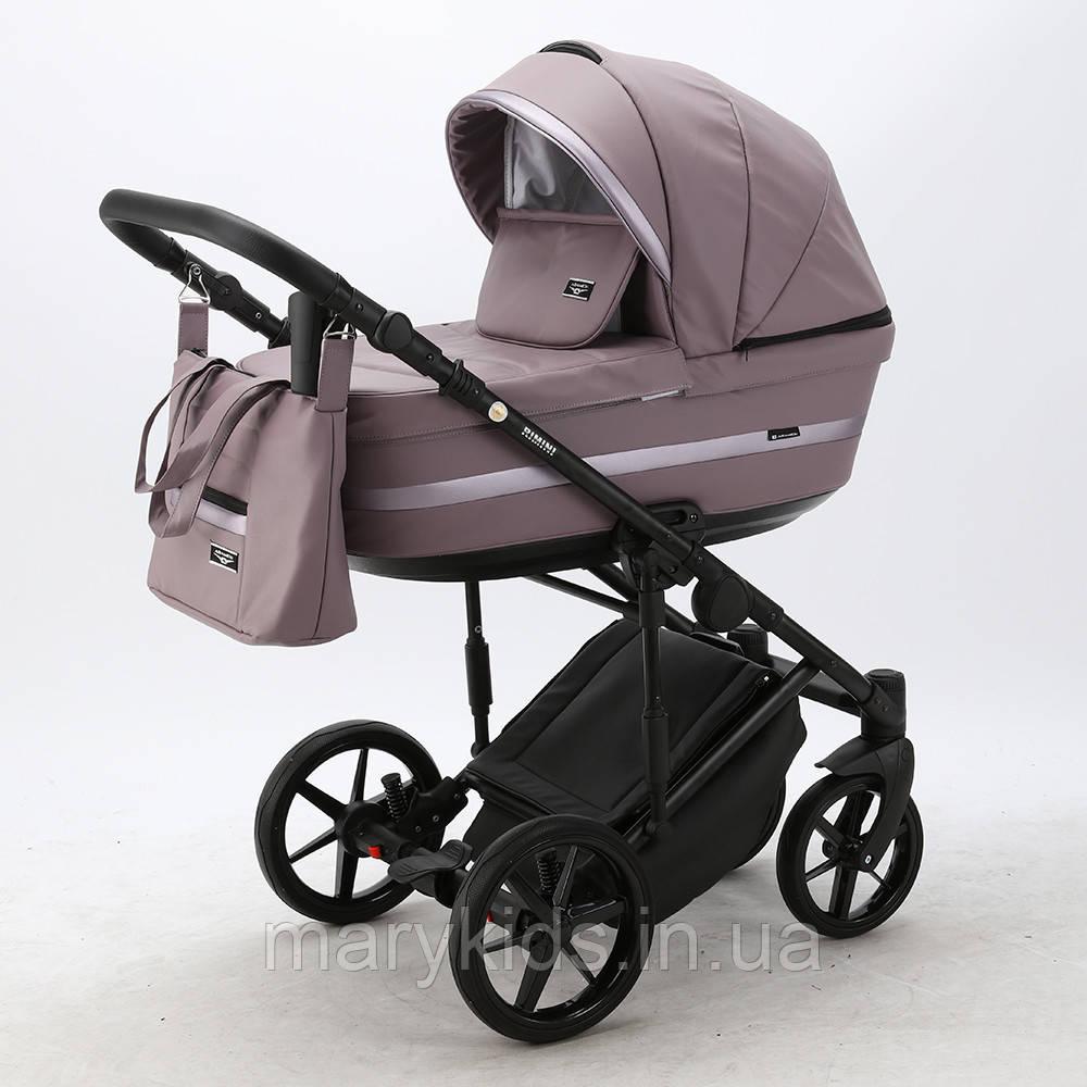 Детская универсальная коляска 2 в 1 Adamex Rimini Eco RI-226