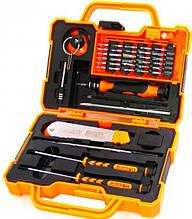 Набор Инструментов для Ремонта Смартфонов и Ноутбуков JAKEMY JM-8139 (Оригинал)