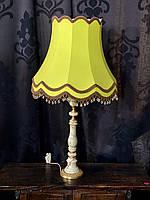 Настольная лампа. Италия (оникс, латунь)