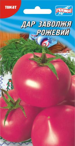 Семена томатов Дар Заволжья розовый 500 шт.