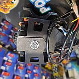 Светодиодные динзы с светящимся ободком 10W, фото 3