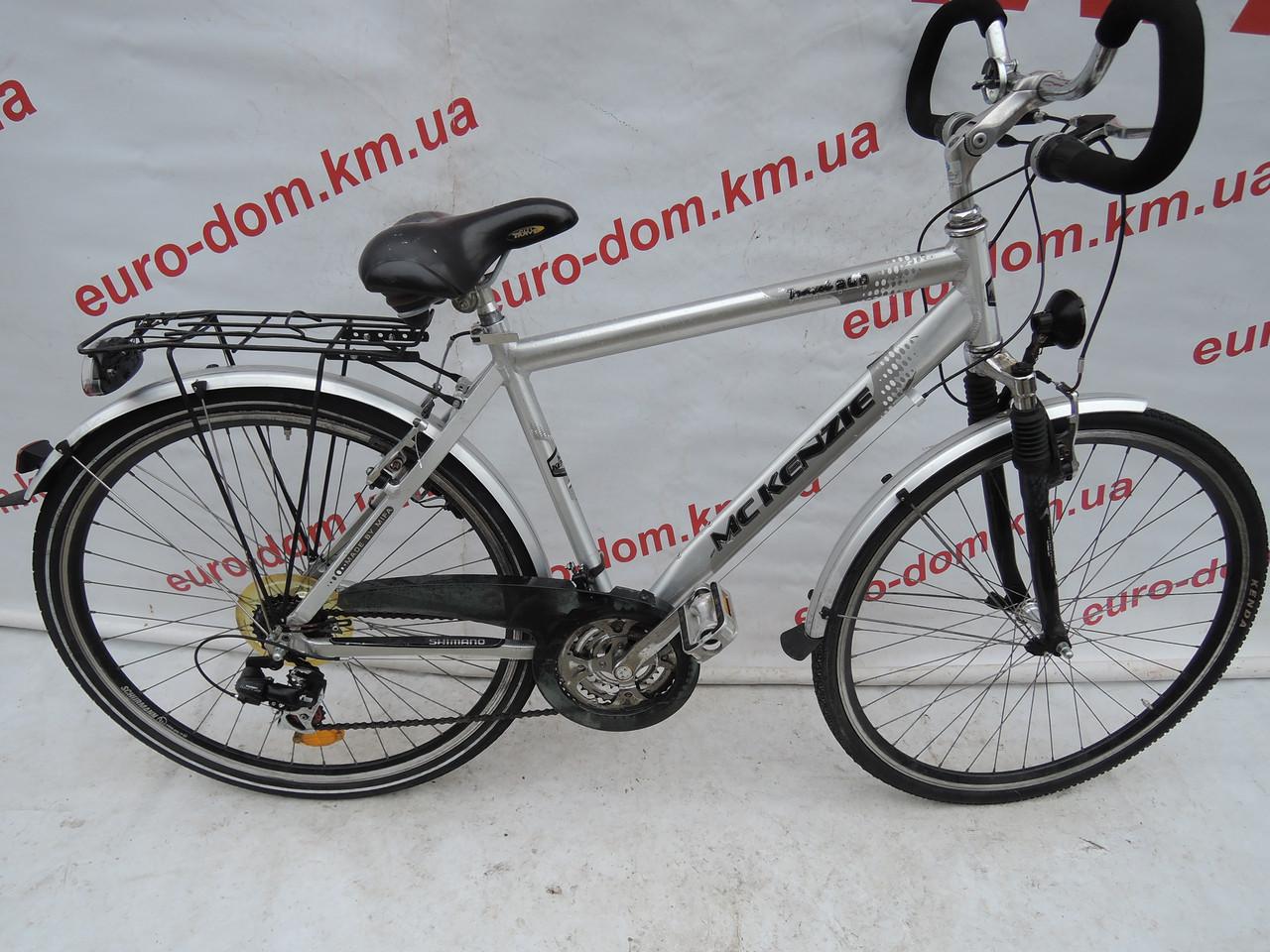 Городской велосипед Mckenzie 28 колеса 21 скорость