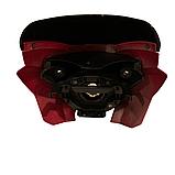 Обтічник з фарою (Alpha) Червоний, фото 3