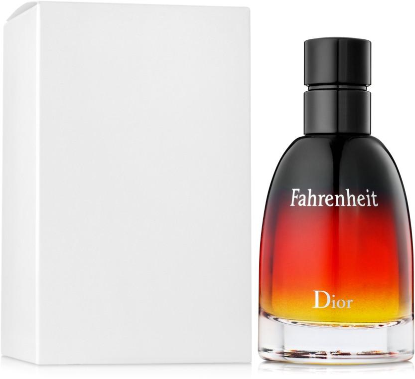 Тестер чоловічий Dior Fahrenheit La parfum