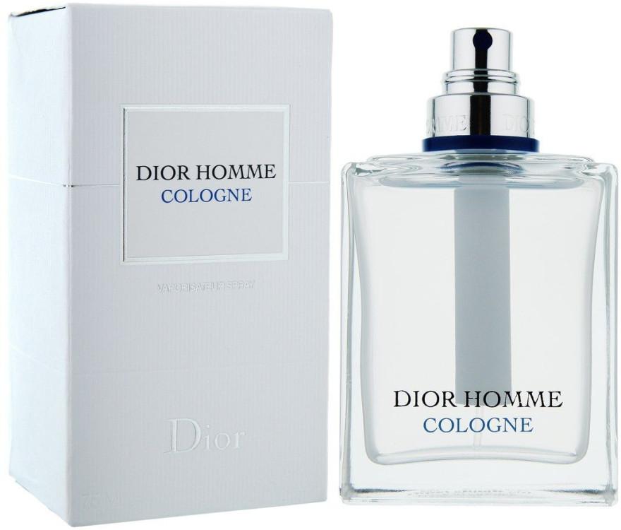Тестер мужской Dior Homme Cologne