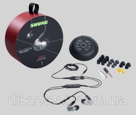 SHURE SE53BACL+UNI-EFS