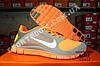 Кроссовки Nike Free Run 4.0 V3 Orange Оранжевые женские, фото 2