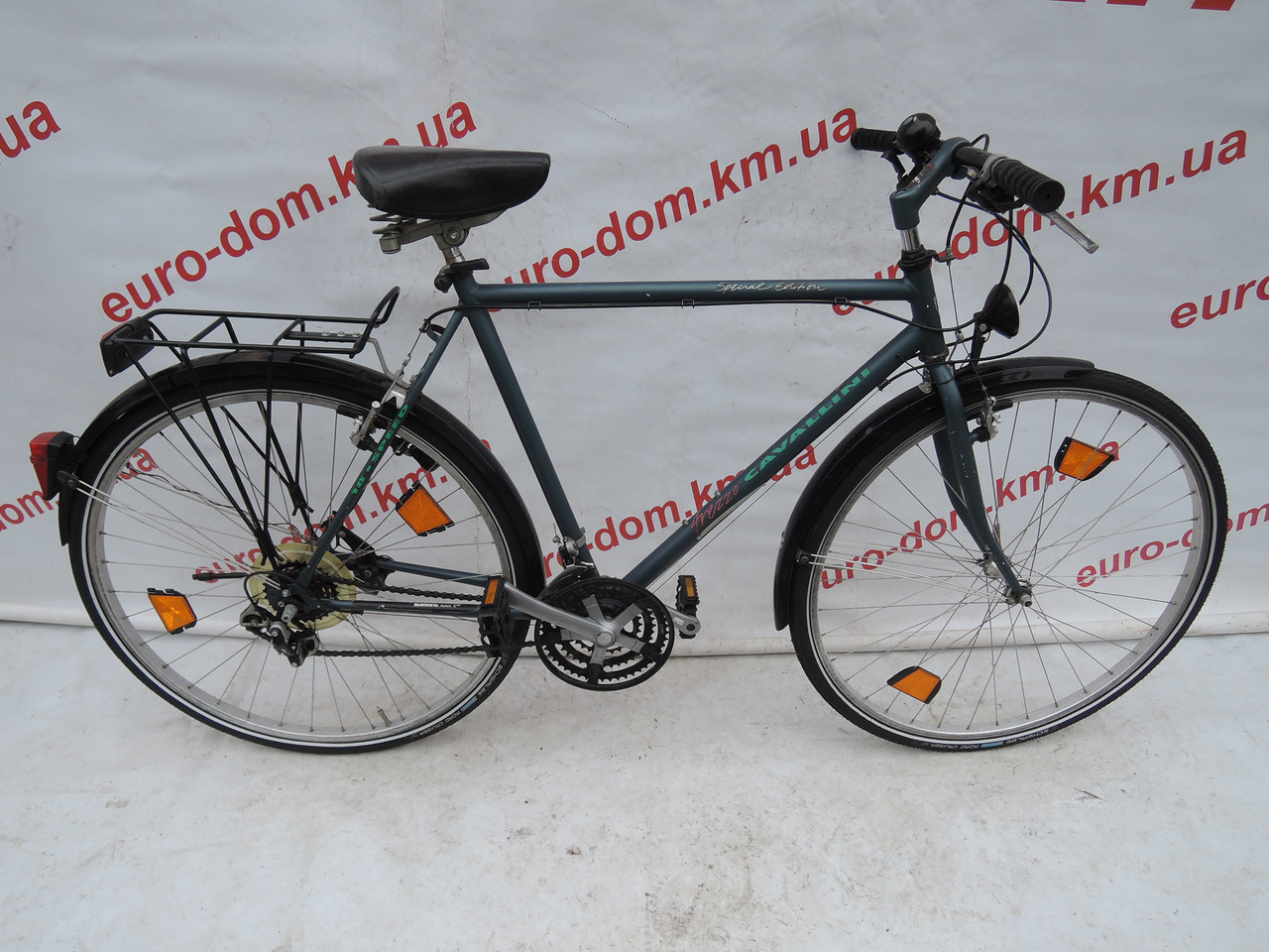 Городской велосипед Cavallini 28 колеса 21 скорость
