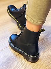 Весенние ботинки в стиле Dr. Martens Доктор Мартинс женские, фото 3