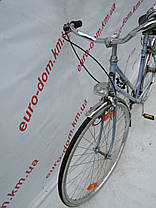 Городской велосипед Hercules 28 колеса 3 скорости на планетарке, фото 3