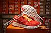Кроссовки Nike Free Run 2.0 Orange Оранжевые женские, фото 2