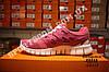 Кроссовки Nike Free Run 2.0 Pink White Розовые женские, фото 4