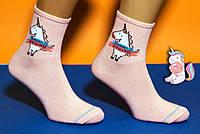 Шкарпетки з приколами демісезонні Crazy Lama 222-10 Туреччина one size НМД-0510637