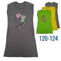 Туніки і футболки жіночий трикотаж