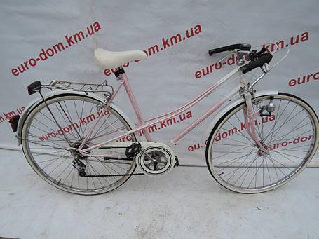 Городской велосипед Triumph 28 колеса 6 скоростей, фото 2