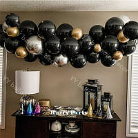 Комплект для создания арки из шаров - 37 шаров