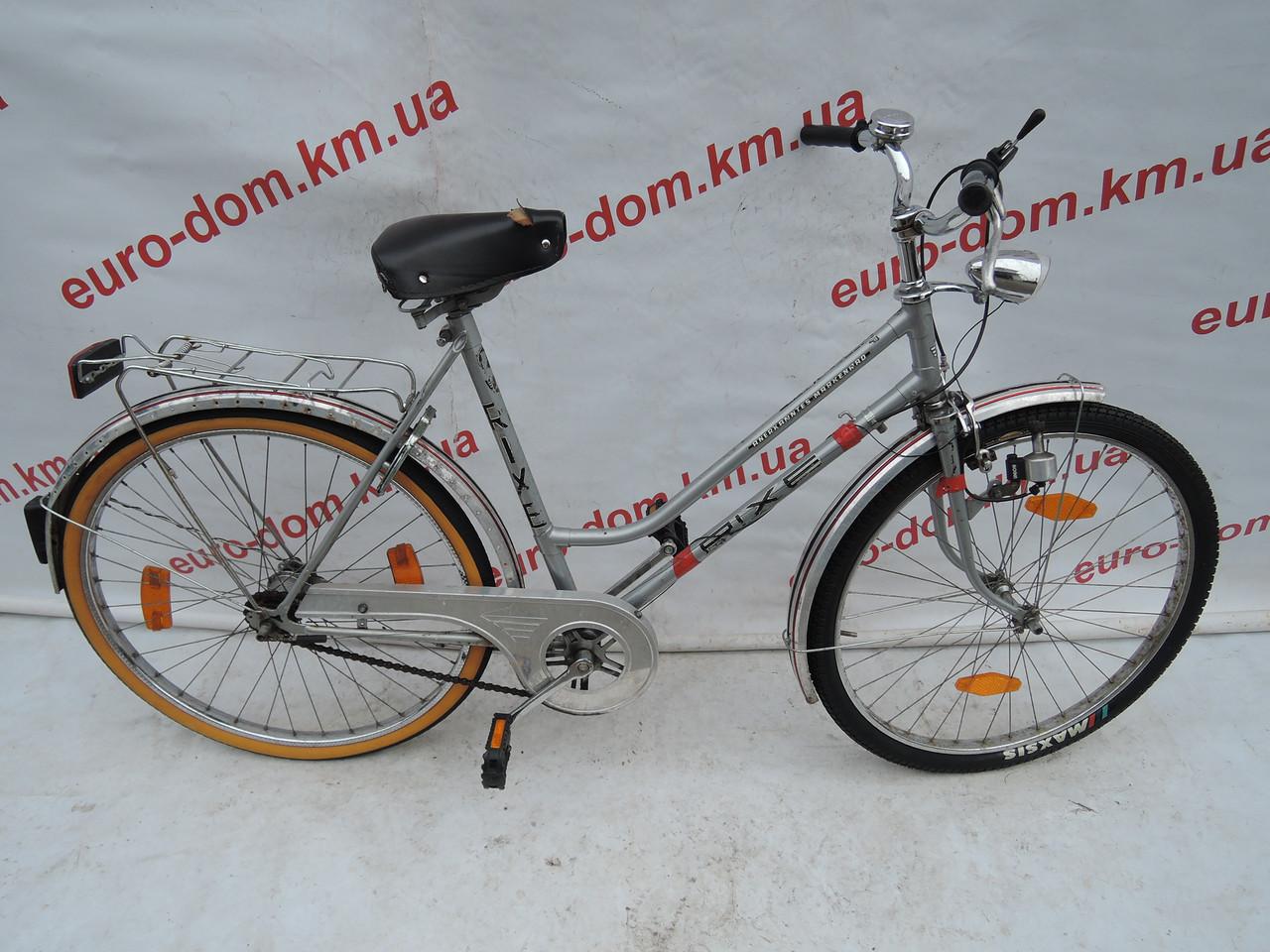Городской велосипед Rixe 26 колеса 3 скорости на планетарке
