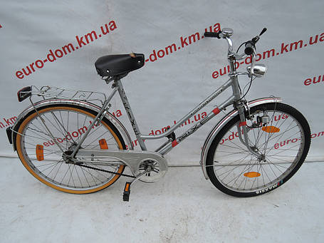 Городской велосипед Rixe 26 колеса 3 скорости на планетарке, фото 2