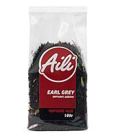 Чай чорний з бергамотом Earl Grey Aili 100 г