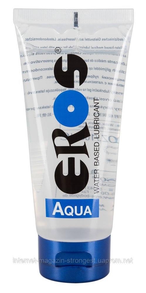 Вагинальная смазка EROS Aqua, 200 мл