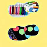 """Набор для детского рисования """"Настоящий художник"""" чемодан из 208 предметов + чемодан с мольбертом Голубой, фото 10"""
