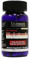 Витамины для сна Мелатонин Melatonin (60 caps)