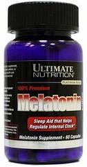 Ultimate Вітаміни для сну Мелатонін Melatonin (60 caps)
