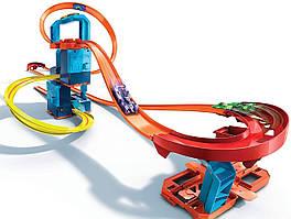 Трек Хот Вилс Ультра ускорители Hot Wheels Track Builder Unlimited Ultra Stackable Booster Kit