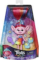 Лялька DreamWorks Trolls Poppy Трояндочка Світовий тур