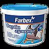 Резиновая краска бежевый RAL 1015 Farbex 1,2 кг