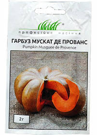 Семена тыквы Мускат де Прованс  10 шт Clause