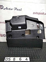 DS0864 51459184132 облицовка пространства для ног BMW X3 F25 10-17 www.avtopazl.com.ua