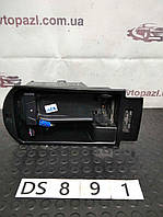 DS0891 51169218936 гнездо для хранения телефона BMW X3 F25 10-17 www.avtopazl.com.ua