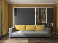 Модульная система со шкафом-кроватью для спальни, фото 1