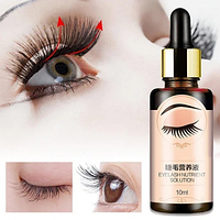 Сыворотка для роста и укрепления Ресниц Eyelash Nutrient Solution 10ml SKL11-276402