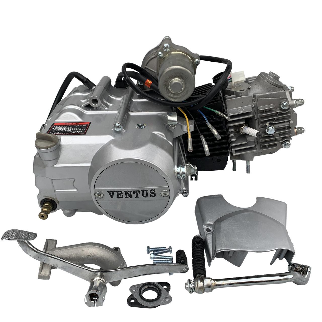 Двигатель для Мотоцикла Alpha 110см3