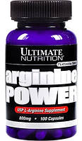 Ultimate Nutrition Аргинин Arginine Power (100 caps)