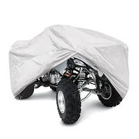 Тент \ Чехол для квадроцикла,мотоцикл,накидка на мопед,чехол для мото