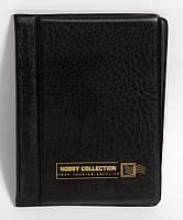Альбом для монет Hobby collection черный на 120 монет, фото 1