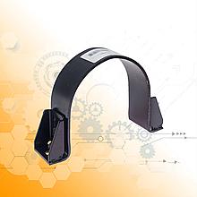 Хомут підвісного підшипника МАЗ 53361-2202090