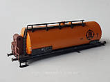 Piko OLD Запасные части для вагонов - котел 4х осной цистерны с рамой принадлежности DR, масштаба 1/87, H0, фото 2