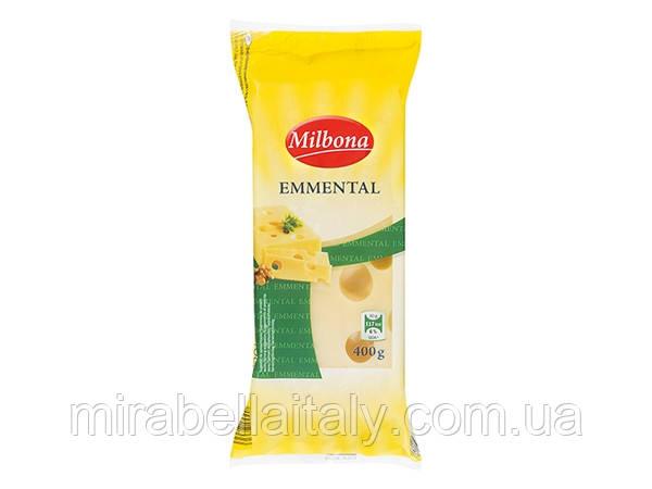 Эмантал полутвердый сыр 400 грамм