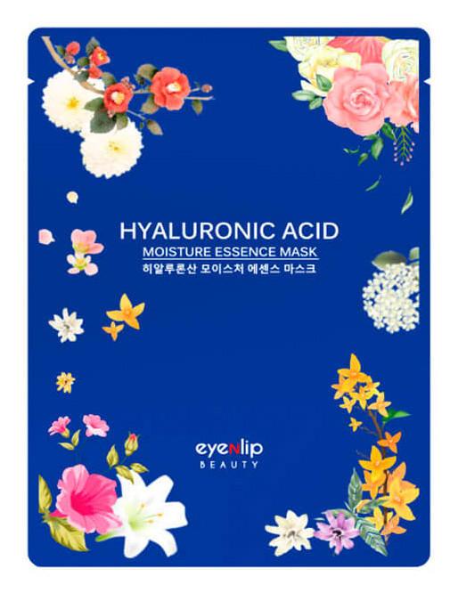 Тканевая маска для лица с гиалуроном Eyenlip Moisture Essence Mask Hyaluronic Acid 25 мл