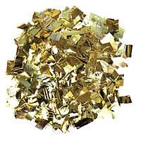Конфетти Метафан золотистый 70 гр