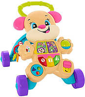 Музыкальная каталка Fisher-Price Laugh & Learn Smart Stages Learn with Sis Walker.