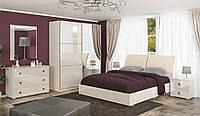Спальня Бароко 4Дв береза, вишня, фото 1