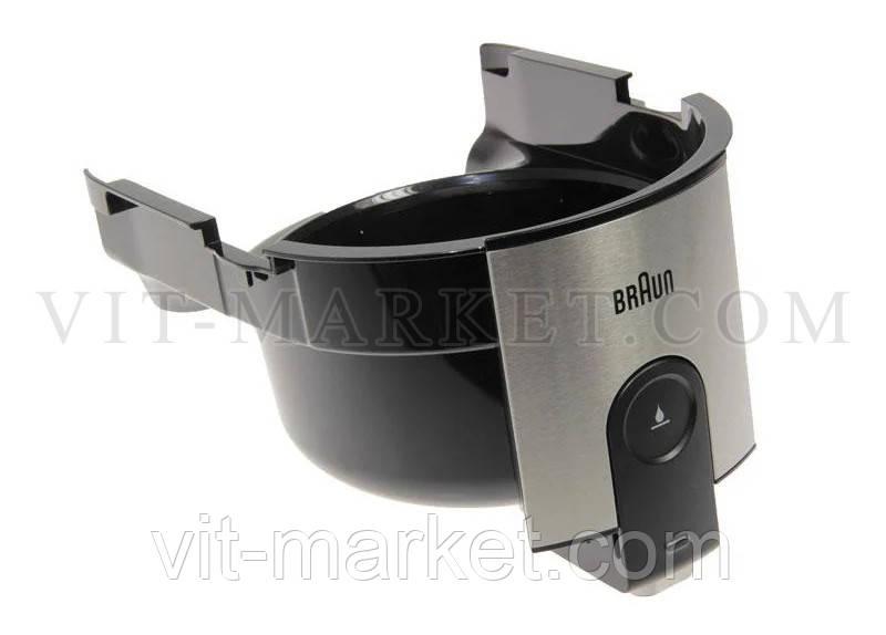 Оригинал. Держатель фильтра-терки для соковыжималки Braun J300, J500 код 81345932