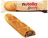 Nutella B-ready вафлельные батончики 10 шт, фото 3
