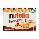 Nutella B-ready вафлельные батончики 10 шт, фото 2