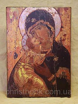 Вишгородська (Володимирська) Богородиця 12 ст.